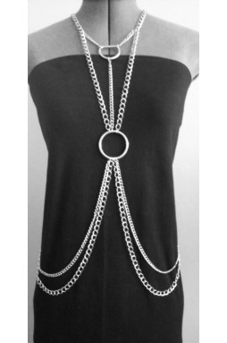 Body Chain and Neck