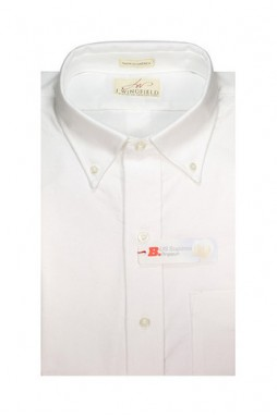 J Wingfield: Carlton Classic Supima Oxford Button Down