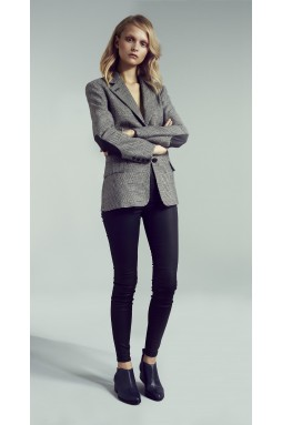 THE MADELON - SCHOOLBOY PATCH BLAZER
