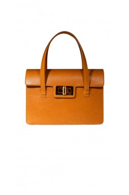 Mathilda Rich Brown Satchels